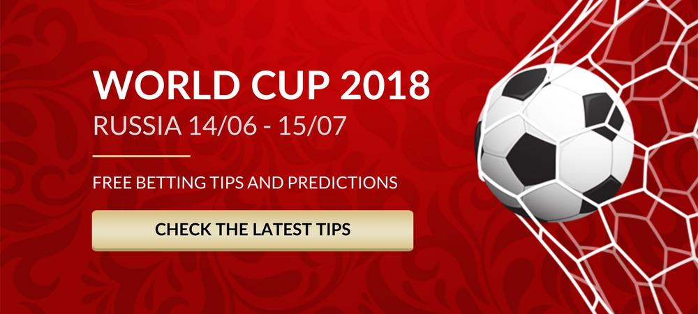 Best soccer world cup 2018 predictions