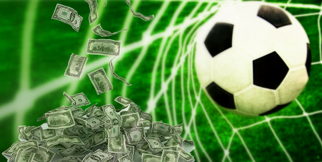 Winning strategies for soccer betting