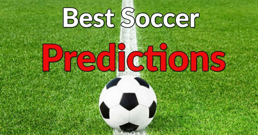 top soccer predictions for today