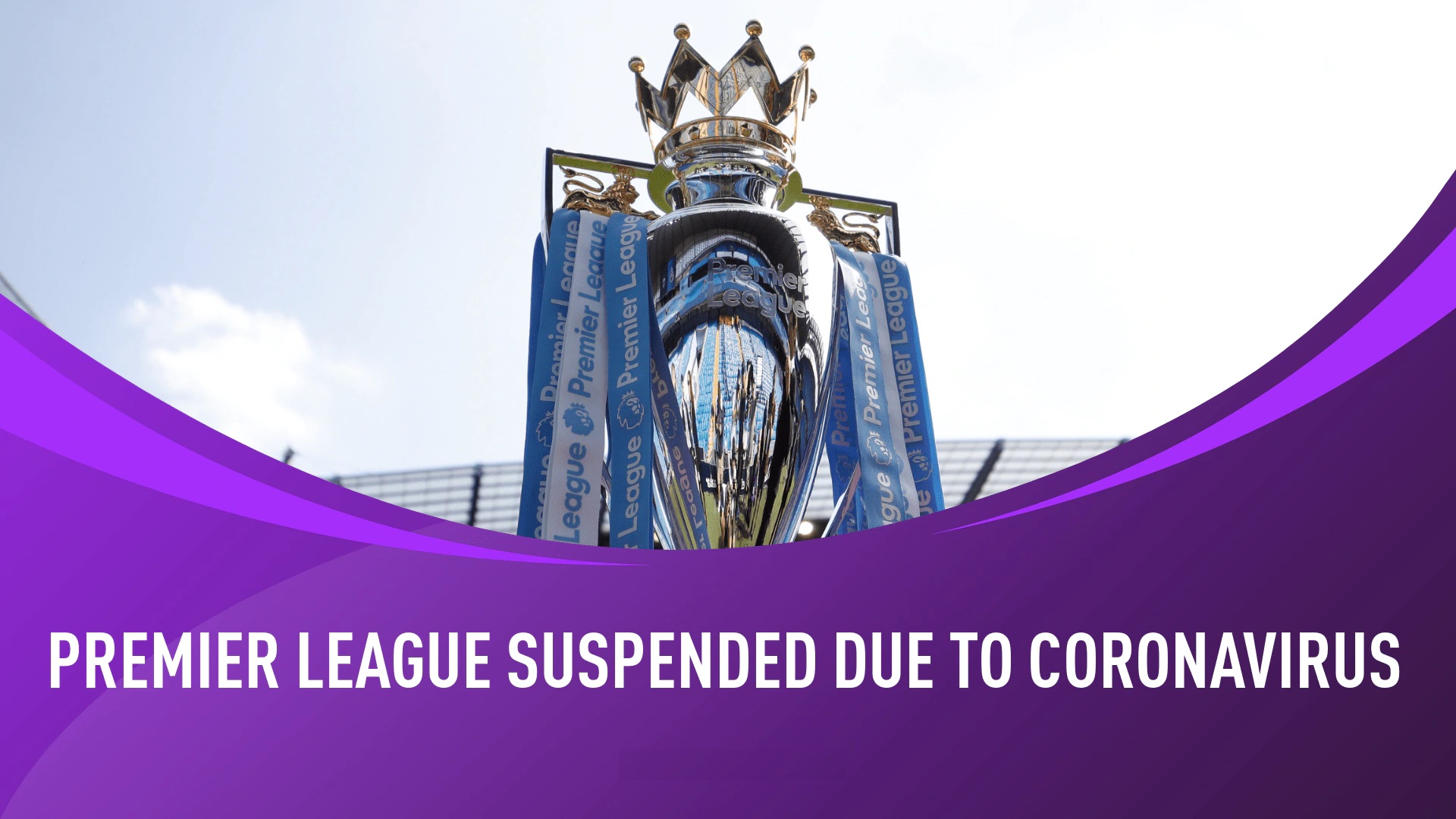 Was the 2019-2020 Premier League too affected by the Coronavirus pandemic?