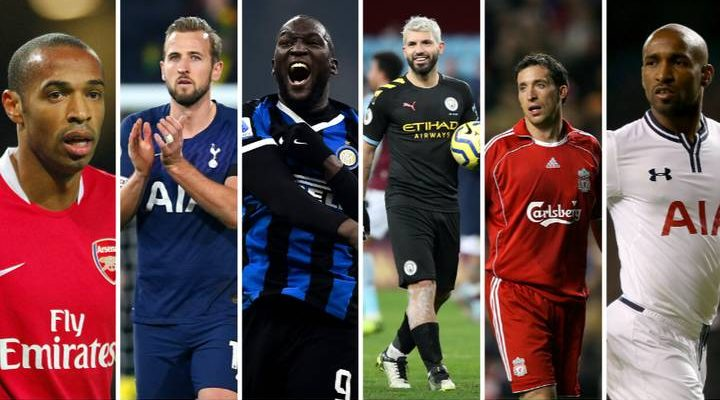 Top 20 players in English Premier League history