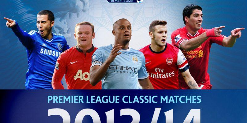 Who won the English Premier League 2014?